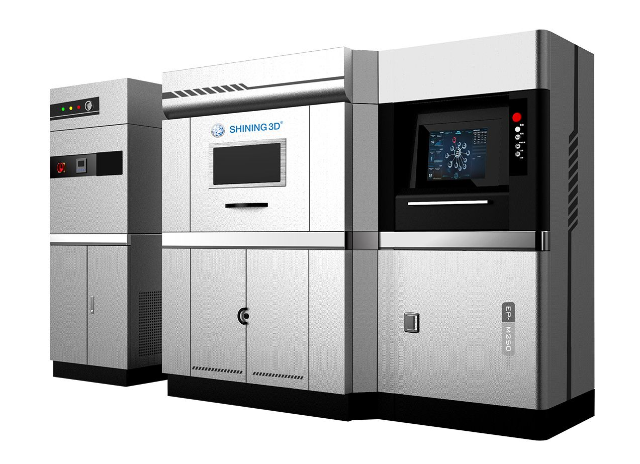 EP-M250 3D printer za kovino