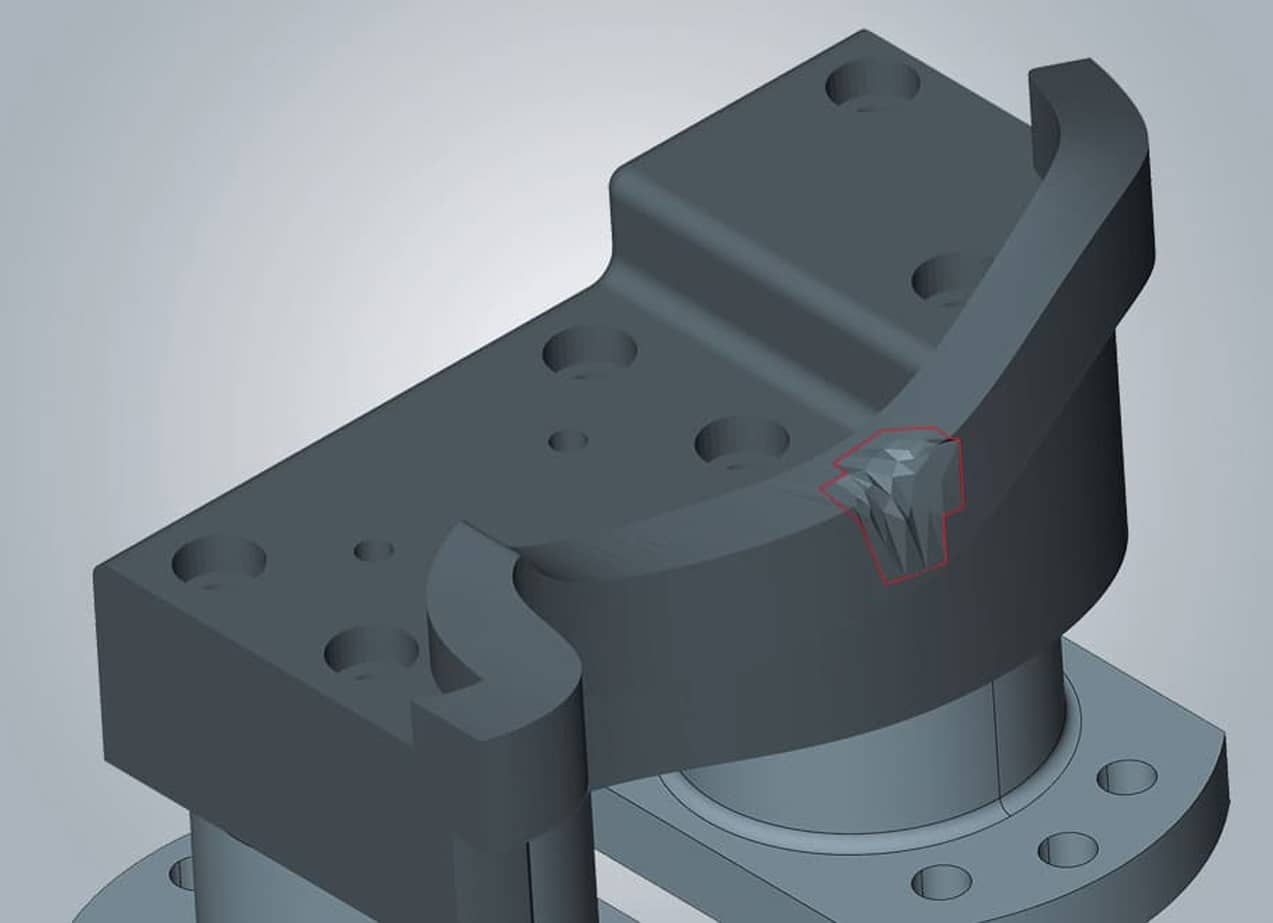 hyperMILL CAD/CAM Best Fit